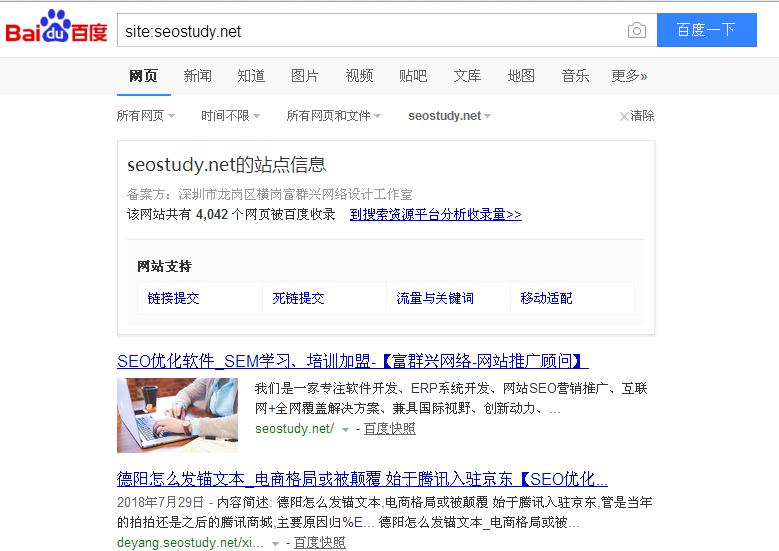 澳门SEO优化系统网站8月11日收录情况